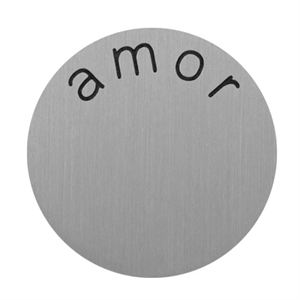 Picture of 'Amor' Large Silver Coin